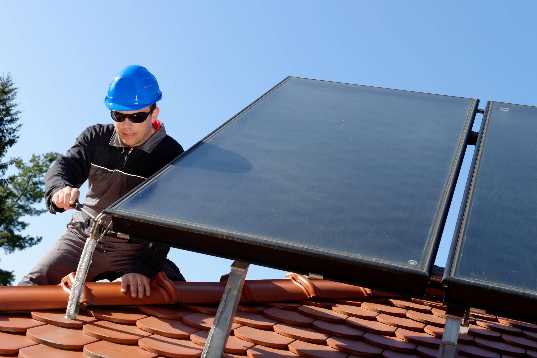 thermische zonnepanelen prijs