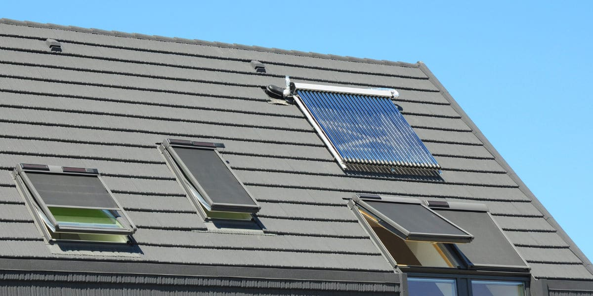 zonneboiler combi-systeem
