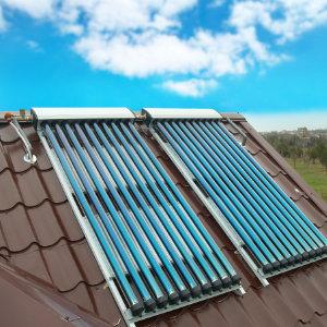 zonneboiler omzetting energie
