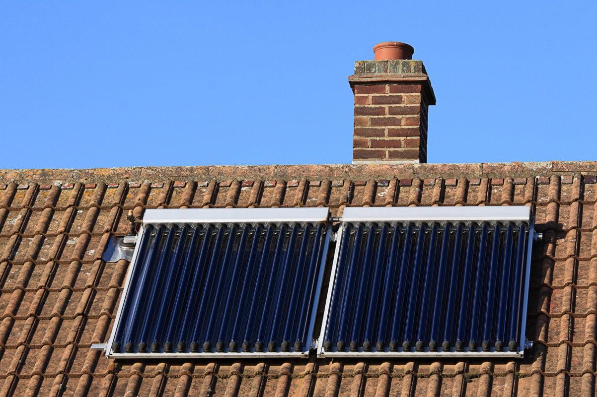 zonnecollectoren prijzen